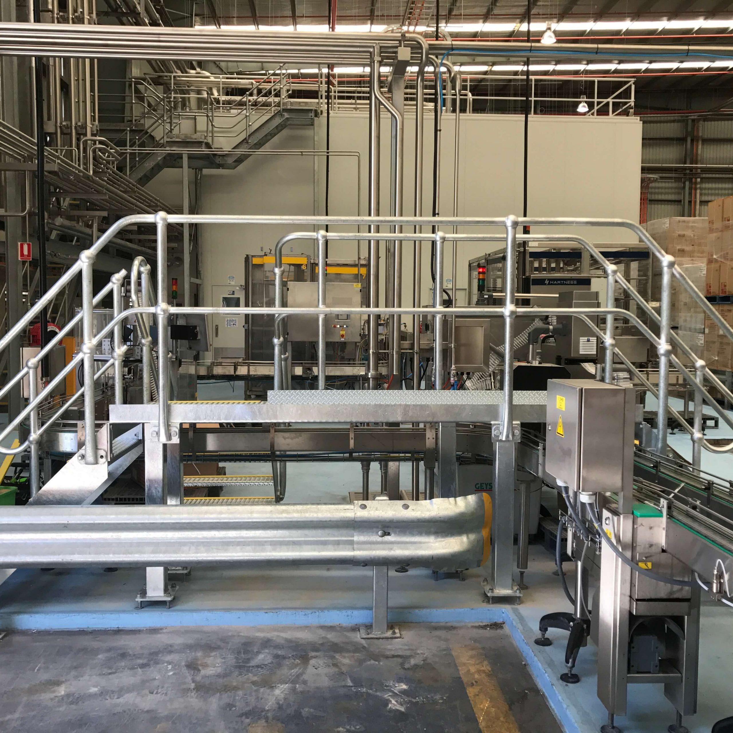 Mild Steel Fabrication Min